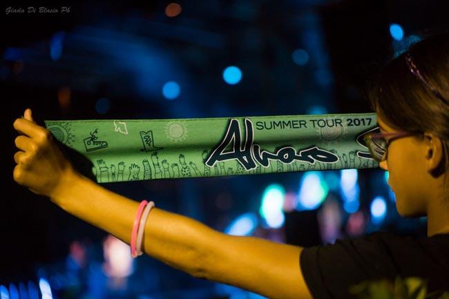 fans di Alvaro Soler