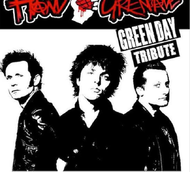 hand granade tributo ai green day