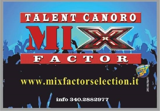 mix factor karaoke alla Conchiglia Tortoreto