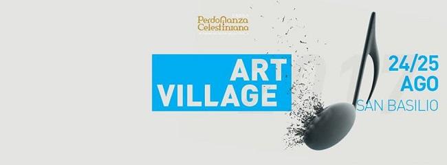 san basilio art village