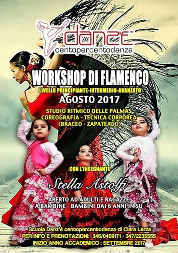 workshop flamenco agosto 2017