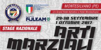 AM17 stage Montesilvano