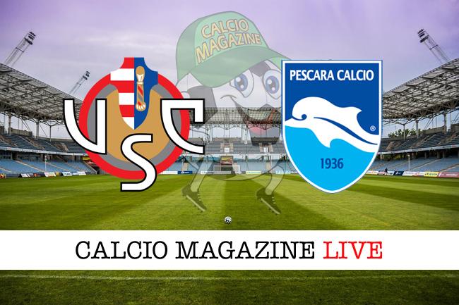 Cremonese-Pescara 0-0: cronaca e risultato finale