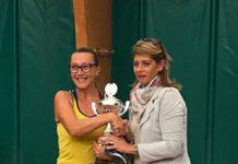 Franca D'Eugenio vincitrice torneo