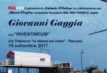 Giovanni Gaggia Inventarium