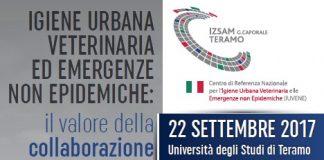 Igiene Urbana Veterinaria ed Emergenze non Epidemiche