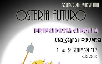 Immagine Principessa Cipolla Una Sagra Biodiversa Osteria Futuro 1-2 settembre 20117