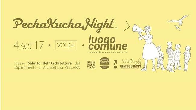 PechaKucha Night Pescara vol04