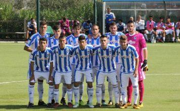 Primavera Pescara 2017-2018 match contro Avellino
