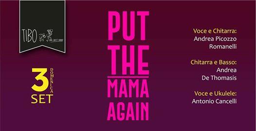 Pur The Mama Again in concerto il 3 settembre al Tibo di Penne