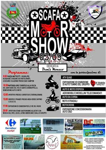 Scafa Motor show 2017