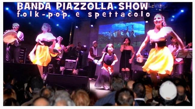 banda piazzolla show