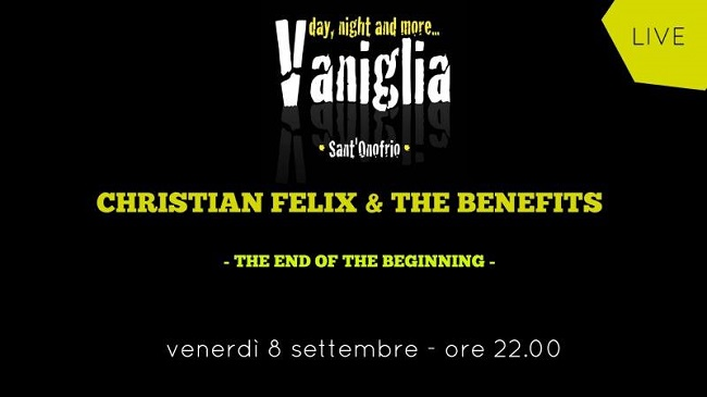 christian felix & the benefits