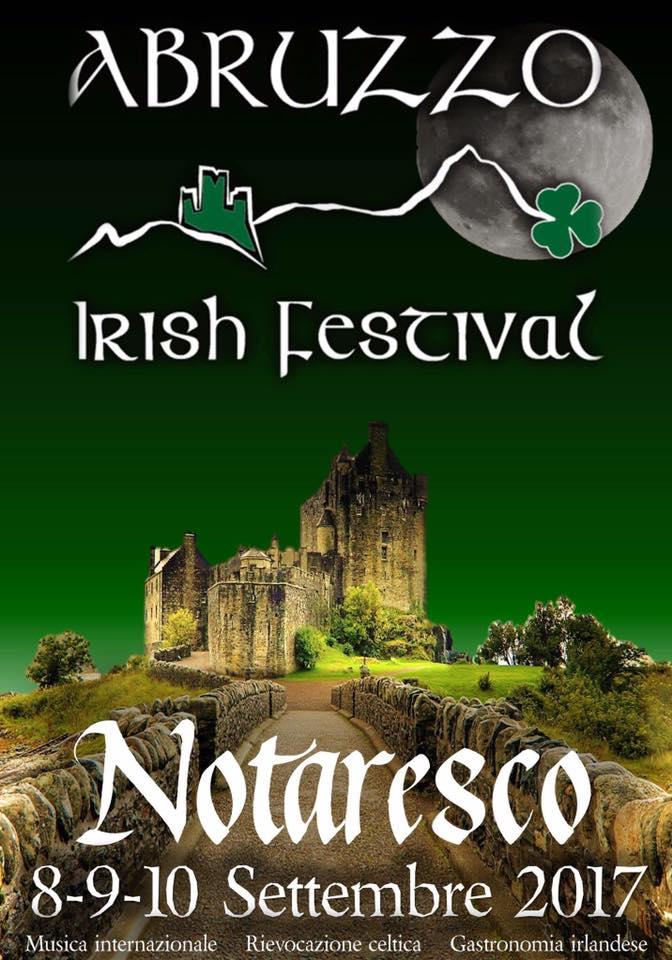 Abruzzo Irish Festival a Notaresco