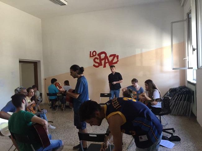 musica sPazzziale - laboratorio musicale