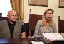 presentazione lezioni autodifesa donne a Pescara