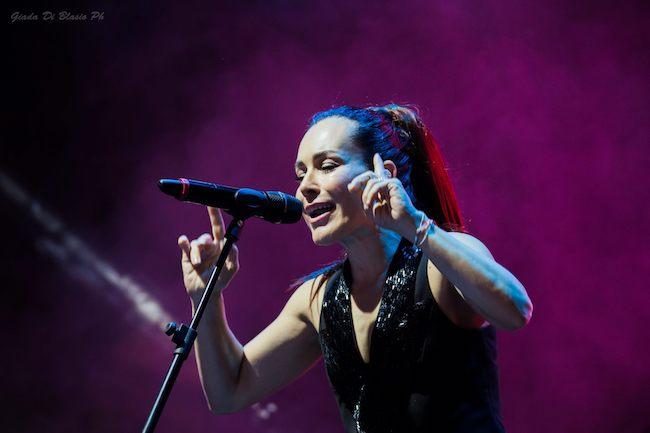 Alexia in concerto a Cepagatti