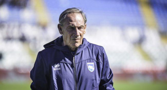 "Pescara, parla Zeman: ""Diamo tempo a questa squadra"""