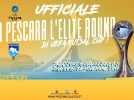 Grafica Elite Round a Pescara