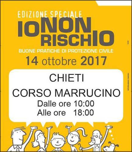 IO NON RISCHIO Chieti