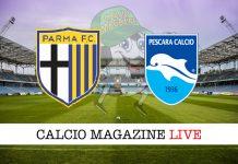 Parma-Pescara