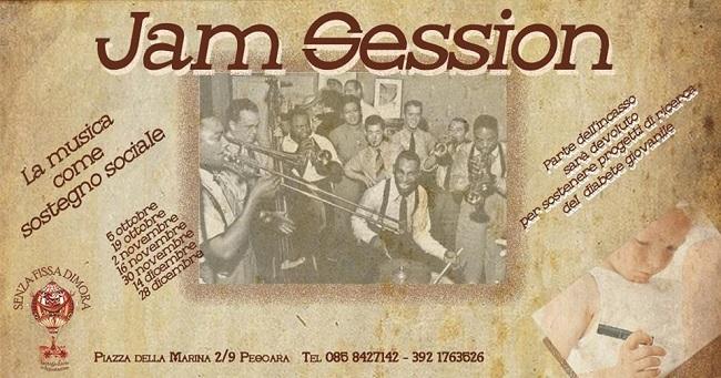 jam session senza fissa dimora