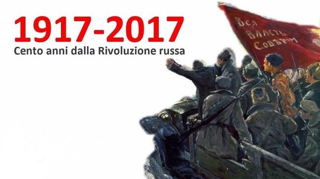 1917-2017 cent'anni dalla rivoluzione