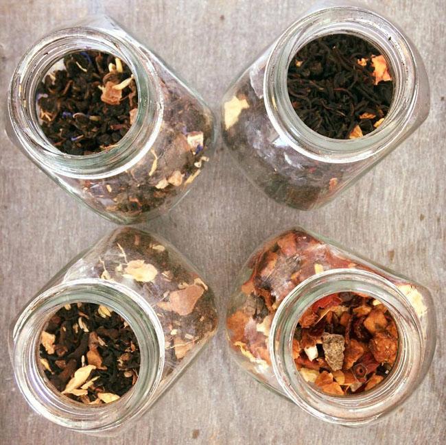 A Lezione di Tè