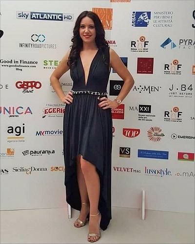 Clarissa Leone al Roma Web Fest