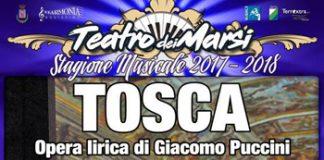 Tosca al Teatro dei Marsi