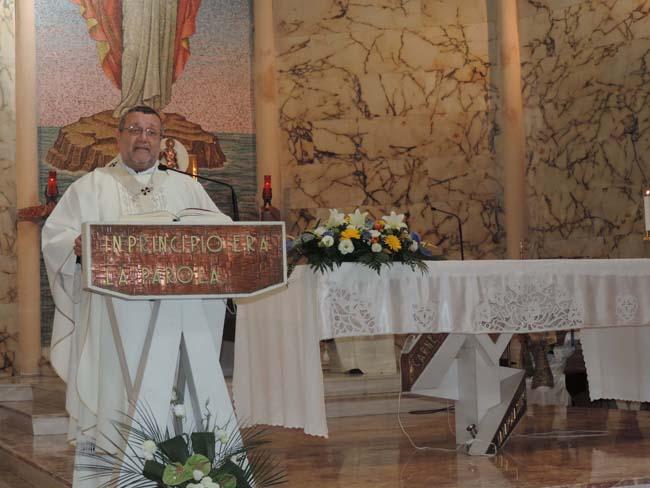 Vescovo Bruno Forte