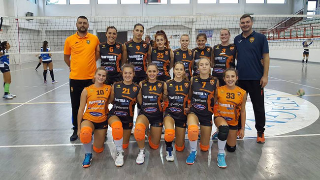 Volley Citta' Sant'Angelo 2017-2018