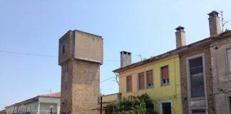 area ex Torre dell'acqua Fossacesia