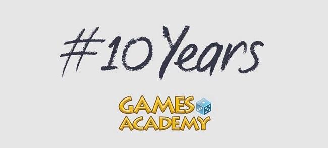 10 anni games academy