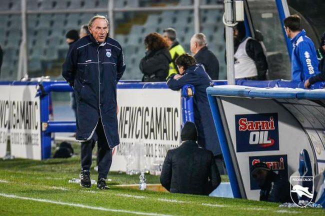 """Pescara, parla Zeman: """"Bisogna cambiare mentalità, ci vuole più coraggio"""""""