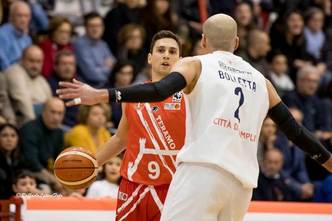 Basket, Campli vince il derby con il Teramo 94-72
