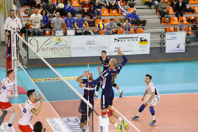 Volley, Sieco Service sconfitto al tie-break da Lagonegro