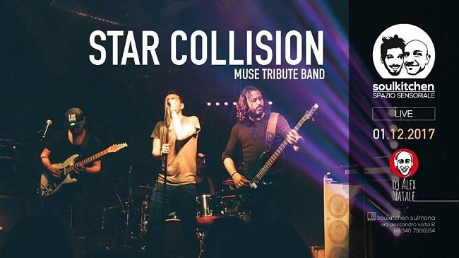 star collision 1 dicembre