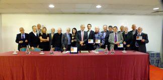 tutti i Moschettieri d'Abruzzo 2017