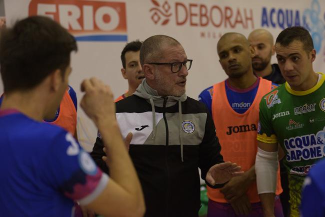C5, AcquaeSapone Unigross domani pomeriggio sfida Pesaro
