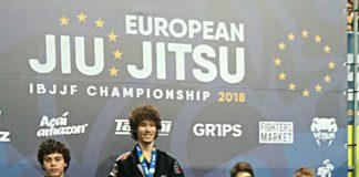 Nicola Petrini sul podio