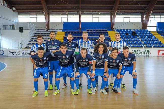 Pescara C5 squadra