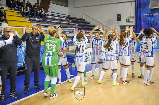 Pescara Calcio femminile: al PalaRigopiano domenica arriva ...
