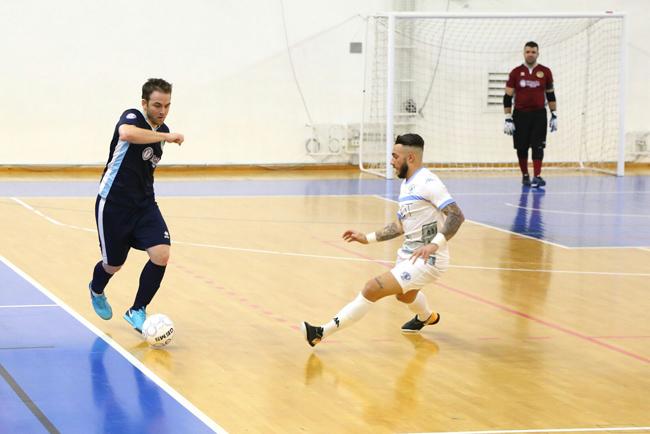 Futsal: successo al fotofinish del Cassano, Tombesi fuori dalla Coppa
