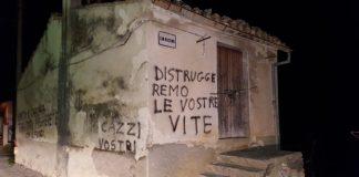 atti di vandalismo