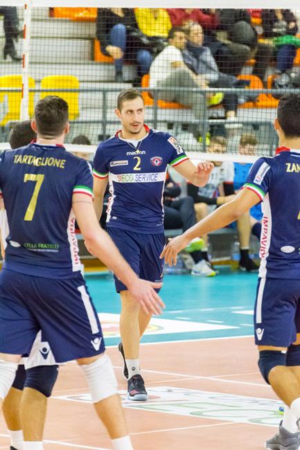 Volley, Sieco Service: domenica gara decisiva contro Bolzano