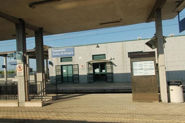 stazione Fossacesia Torino di Sangro