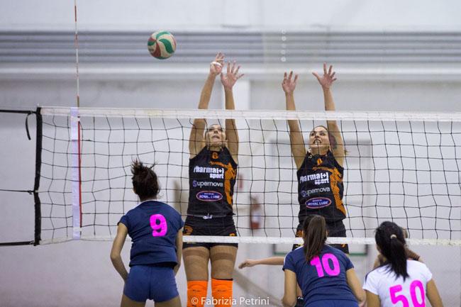 Volley: successo esterno per Città Sant'Angelo, playoff più vicini