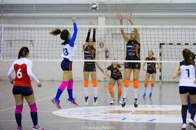 Volley femminile: 3-0 del Città Sant'Angelo sul Collecorvino