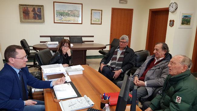 Roseto, incontro tra sindaco e delegazione Pro Loco
